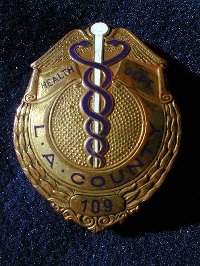 Health Badge