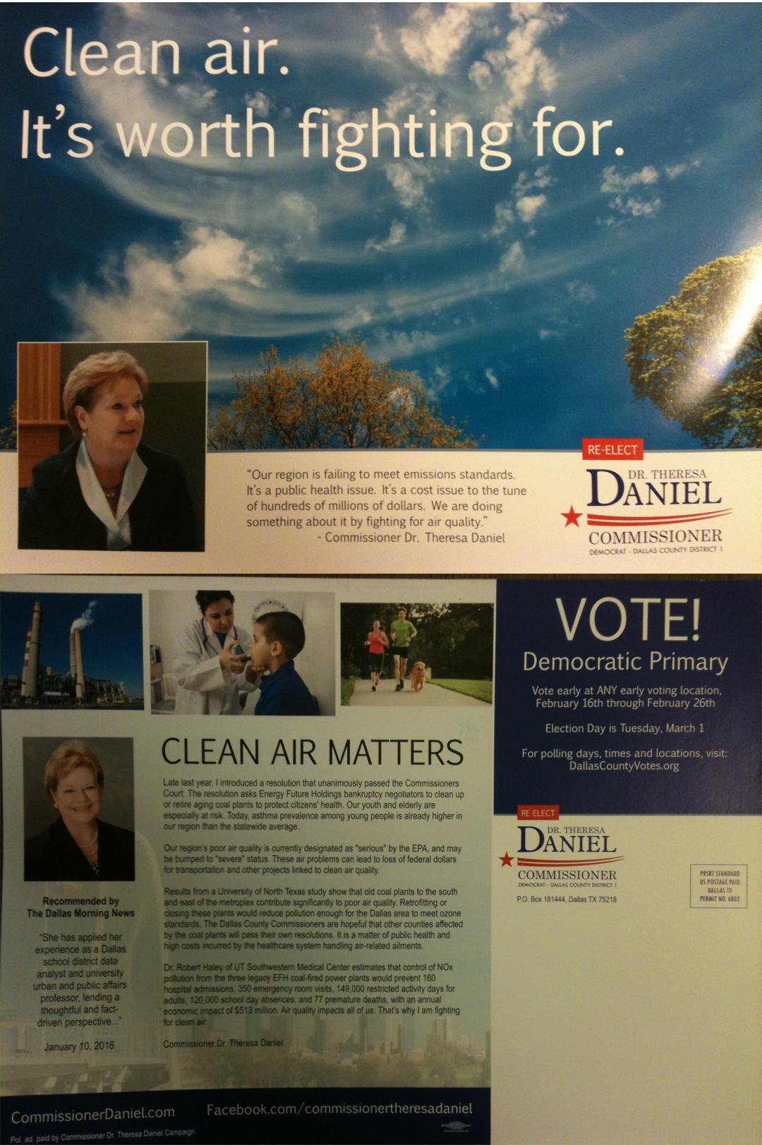 Daniel Campaign Maile