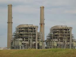 TXU coal plants