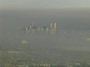 Denver pollution