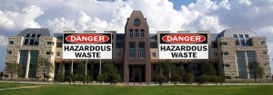 Toxic Frisco City Hall