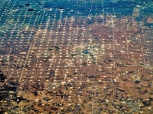 Gas Field - Odessa