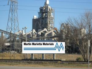 Martin Marietta Kiln #5