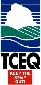 TCEQ - KEEP OUT