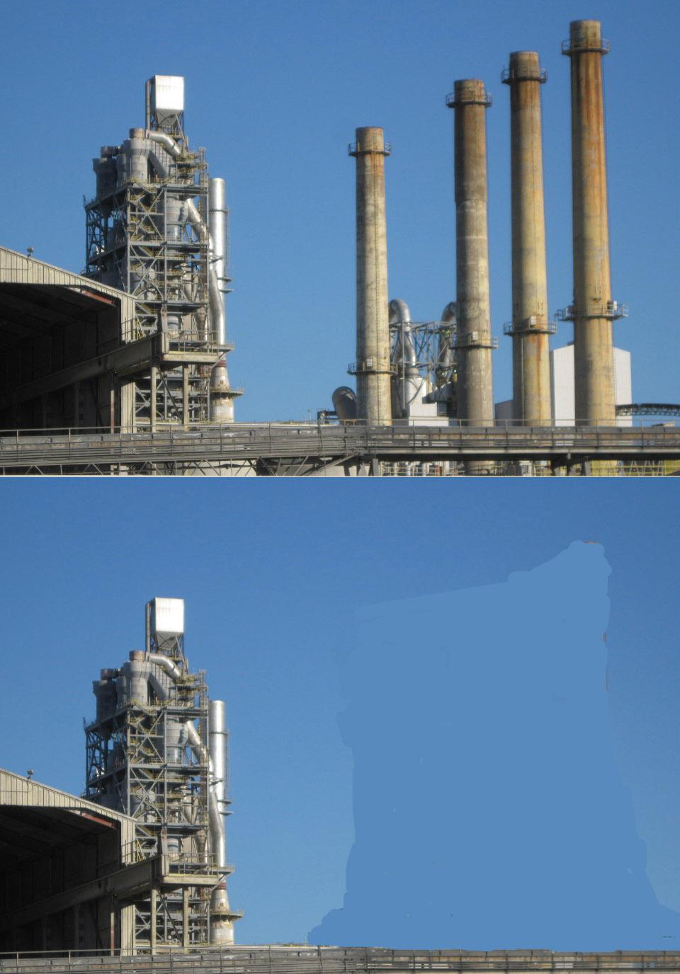 TXI wet kilns disappear