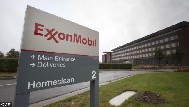 Exxxon HQ